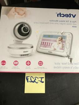 "VTech 4.3"" Digital Video Baby Monitor with Pan & Tilt - VM42"