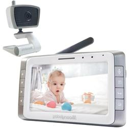 LCD Large Screen Video Baby Monitor with Night Vision Temper