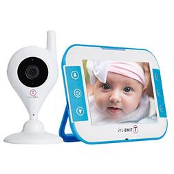 Digital Color Video Baby Monitor with Camera TimeFlys Baby M