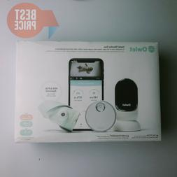 Owlet Monitor Duo Digital 3rd Gen Baby Monitor with Smart So