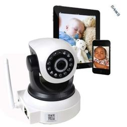 Baby Monitor IP Wireless Wi-Fi Audio Camera for iPhone iPad