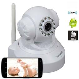 Video Security Camera Baby Monitor IR LED IP Smartphone Nigh