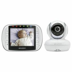 Motorola Digital Video Baby Monitor MBP33XL.