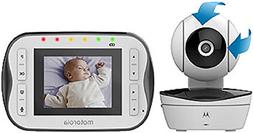 Motorola Digital Video Baby Monitor MBP41S with Video 2.8 In