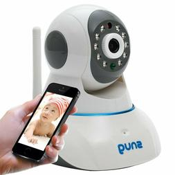 Snug Baby Monitor v2 - WiFi Video Camera with Audio for iPho