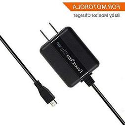 For Motorola Baby Monitor Charger Power Cord, Compact Design