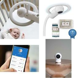 Motorola Halo+ Over-The-CribBaby Monitor  SootherwithH