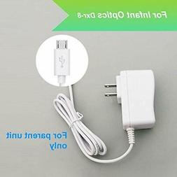 For Motorola MBP854CONNECT Baby Monitor Charger Power Cord R