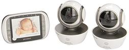 """Motorola WiFi 3.5"""" Video Monitor with 2 Cameras - MBP853CONN"""