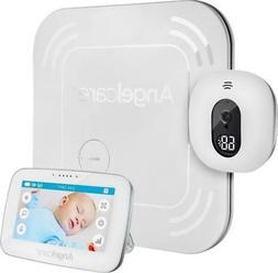 Angelcare Baby Movement Monitor 4.3 Touchscreen Display & Wi