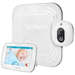 Angelcare Baby Baby Movement Monitor with 5in Touch Control