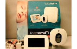 "Angelcare Baby Movement Monitor with 4.3"" Touch Control Di"