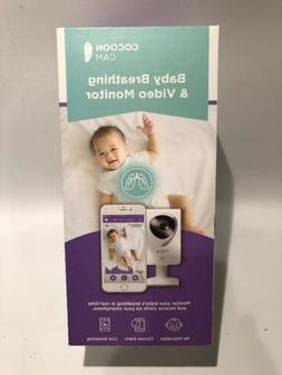 NEW Cocoon Cam Baby Breathing & Video Monitor