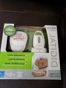 NEW - GRACO BABY MONITOR - IMONITOR VIBE - VIBRATION DIGITAL