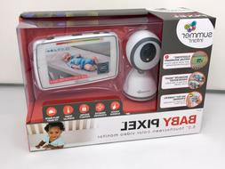 """NEW Summer Infant Baby Pixel 5"""" Touchscreen Color Video Came"""