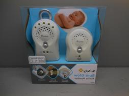 """""""NEW"""" In Original Box Safety 1st Sure Glow Audio Baby Monito"""