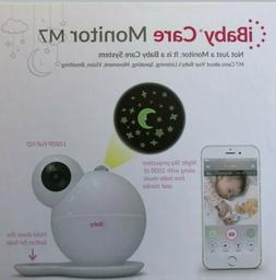 NEW OPEN BOX  IBaby Care Monitor M7 1080p WiFi Baby Monitor