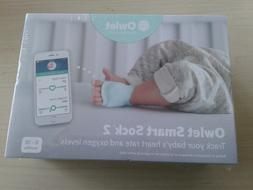 NEW SEALED Owlet Smart Sock 2 Baby Heart Rate & Oxygen Level
