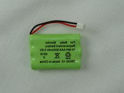 new summer infant baby monitor replacement battery