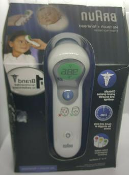no touch forehead digital thermoscan thermometer ntf