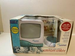 Open Box Summer Infant Baby's Quiet Sounds Video Monitor