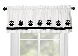Owl Owlet Baby Owl Nursery Window Valance / Window Treatment