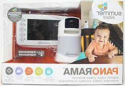 """Summer Infant Panorama 5"""" Remote Panoramic View Video Baby M"""