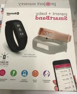 Project Nursery Parent + Baby Smartband W/ 2 Additional Band