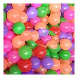 200 pcs Baby Kid Pit Toy Game Swim Pool Soft Plastic Ocean B