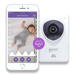 Cocoon Cam Plus - Baby Monitor With Breathing Monitoring - U