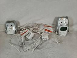 VTech Safe and Sound DECT 6.0 Digital Audio Baby Monitor - D