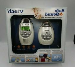 Vtech Safe And Sound Digital Audio Baby Monitor DM221 With T