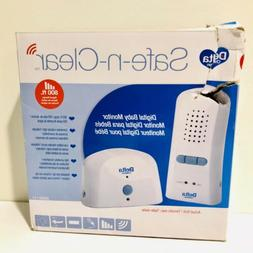 Delta Children Safe-n-Clear Infant Baby Monitor 800 ft Range