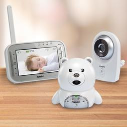 VTech Safe and Sound 4.3Expandable Digital Video Baby Monito