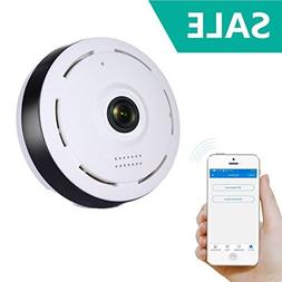Security Camera,MEIBEI 1080P Wireless WiFi IP Dome Camera wi