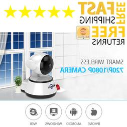 Security Home Camera Wireless WiFI 720p Night Vision Baby Mo