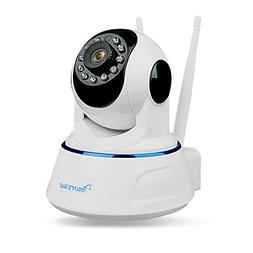 Amorvue 720p Security Ip Camera, Day&Night Vision WiFi Home