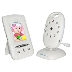 Eoncore Security Video Baby Monitor 2.4G Wireless Security C