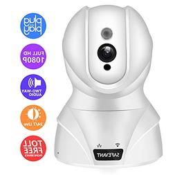 Security Camera, SAFEVANT HD Wireless IP Camera WiFi Surveil