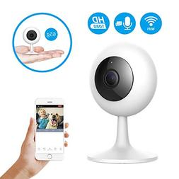 IMI Security Camera Xiaomi Wireless WiFi Baby Camera Monitor