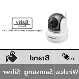 Samsung SEP-1003R BrightView Wireless 720p HD PTZ Video Baby