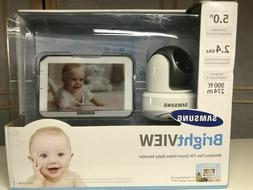 Samsung SEW-3043W Bright VIEW Baby Monitoring System Monitor