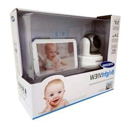 Samsung SEW-3043W Bright VIEW Baby Monitoring System And Nig