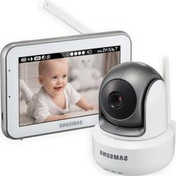 Samsung SEW-3043WN Wireless Touch Screen Baby Monitor with C