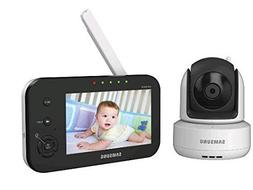 Samsung SEW-3041W Brilliant View Baby Monitoring System IR N