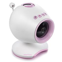 Smart Video Baby Monitor Nanny Camera with 2 Way Audio & Lul