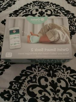 Owlet Smart Sock 2 Baby Monitor Brand New unopened