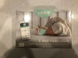 Owlet Smart Sock 2 Baby Monitor - Brand New