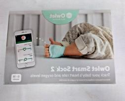 Owlet Smart Sock 2 Baby Monitor BRAND NEW SEALED!!