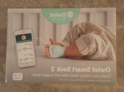 Owlet Smart Sock 2 Baby Monitor BRAND NEW FACTORY SEALED